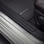 Mercedes-Benz CLA 45 AMG Shooting Brake 2015 interior 03