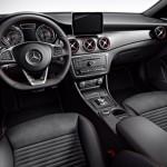 Mercedes-Benz CLA 45 AMG Shooting Brake 2015 interior 05
