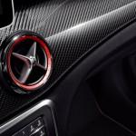 Mercedes-Benz CLA 45 AMG Shooting Brake 2015 interior 07