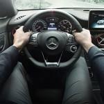 Mercedes-Benz CLA 45 AMG Shooting Brake 2015 interior 08