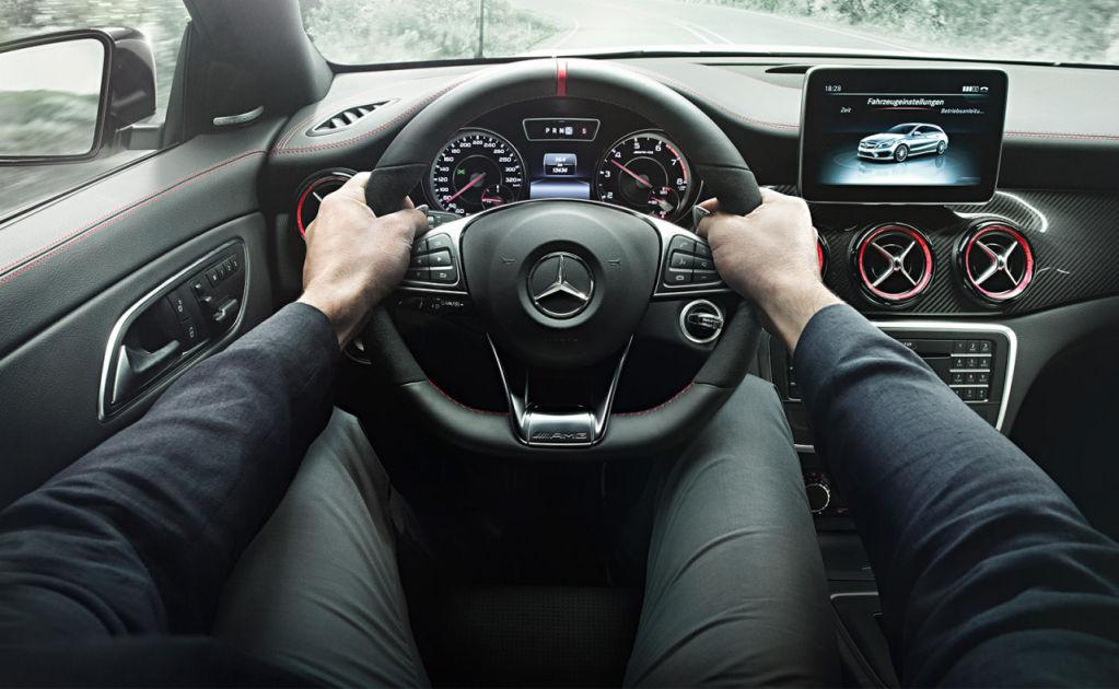 Mercedes Cla 45 Amg Shooting Brake El Compacto Familiar
