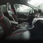 Mercedes-Benz CLA 45 AMG Shooting Brake 2015 interior 09