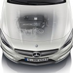 Mercedes-Benz CLA 45 AMG Shooting Brake 2015 motor 01