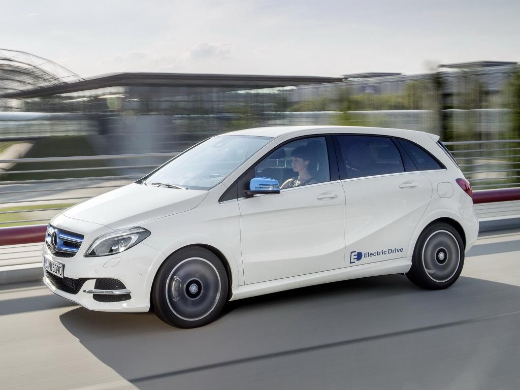 Mercedes-Benz Clase B Electric Drive 2015 04