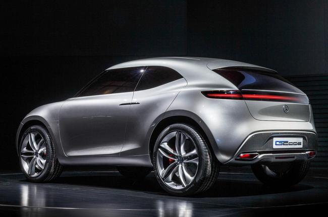 Mercedes-Benz G-Code Concept 2014 08