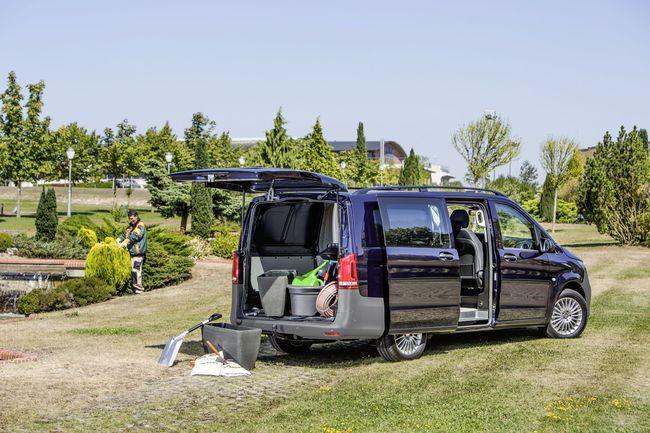 Mercedes Benz, Vito Präsentation und Fahrtermin in Vitoria/Span