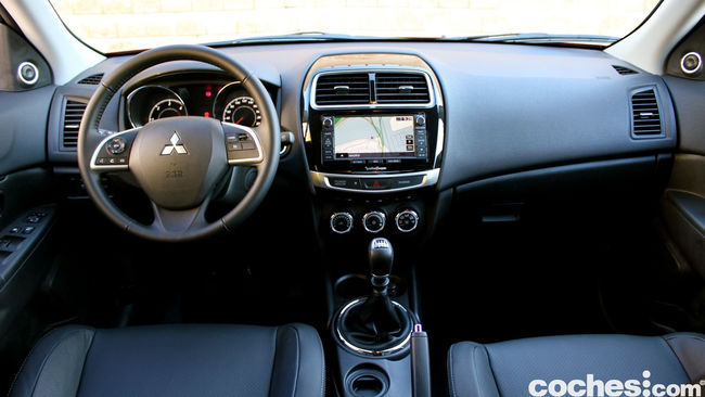Mitsubishi ASX prueba 2014 28