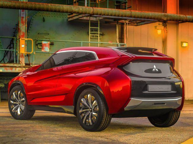Mitsubishi XR-PHEV Concept 2014 04