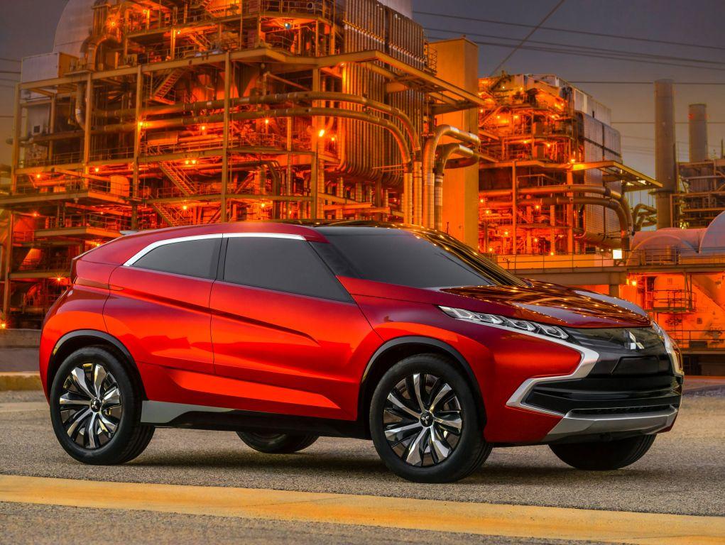Mitsubishi XR-PHEV Concept 2014 09
