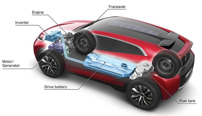 Mitsubishi XR-PHEV Concept 2014 12