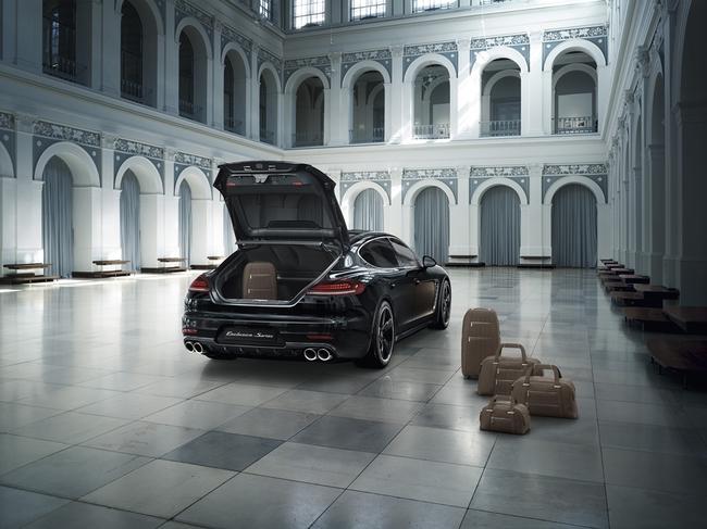 Porsche Panamera Exclusive Series 2014 03