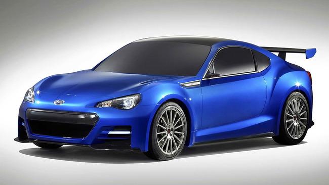 Subaru_BRZ_STI_Concept