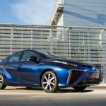 Toyota Mirai 2015 13