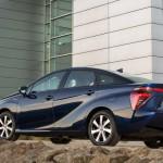 Toyota Mirai 2015 16