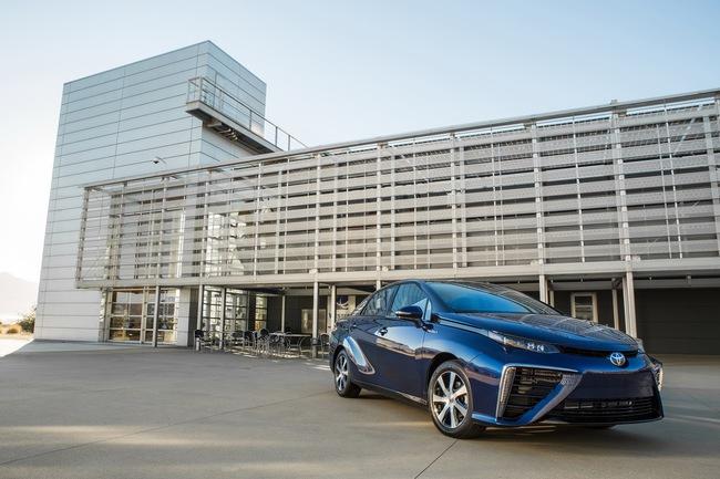 Toyota Mirai 2015 25