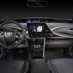 Toyota Mirai 2015 interior 01