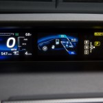 Toyota Mirai 2015 interior 04