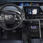 Toyota Mirai 2015 interior 08