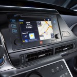 Toyota Mirai 2015 interior 10