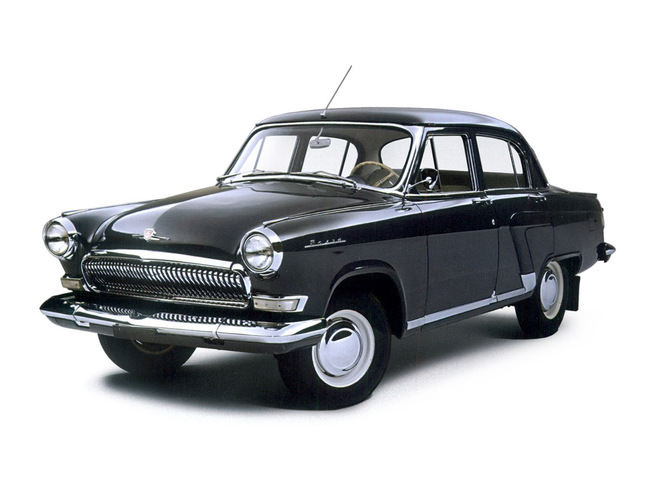 Volga Gaz-21 1962