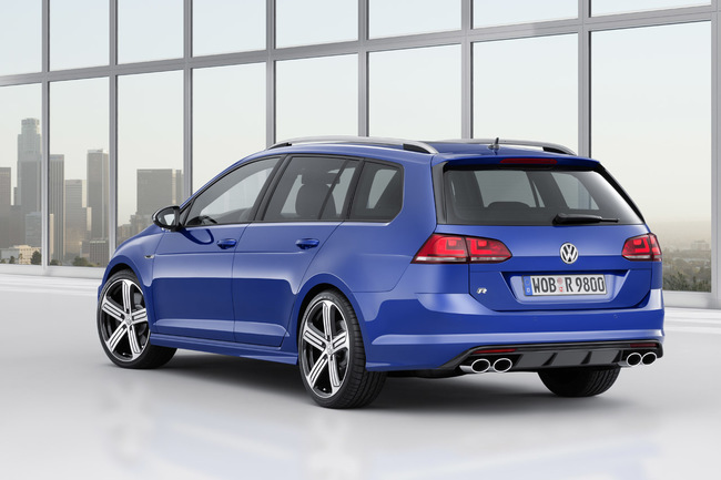 Volkswagen Golf R Variant 2014 05