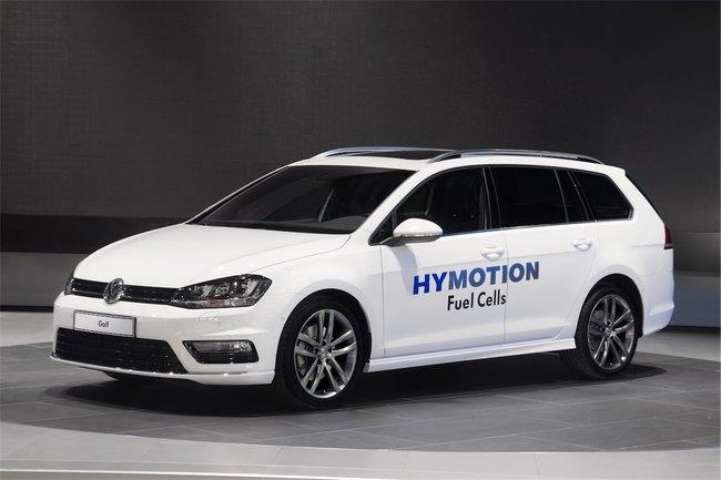 Volkswagen Golf Variant HyMotion Concept 2014 05