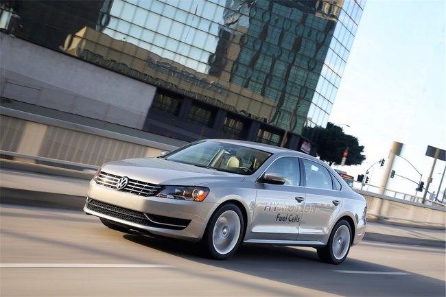 Volkswagen Passat HyMotion Concept 2014 01