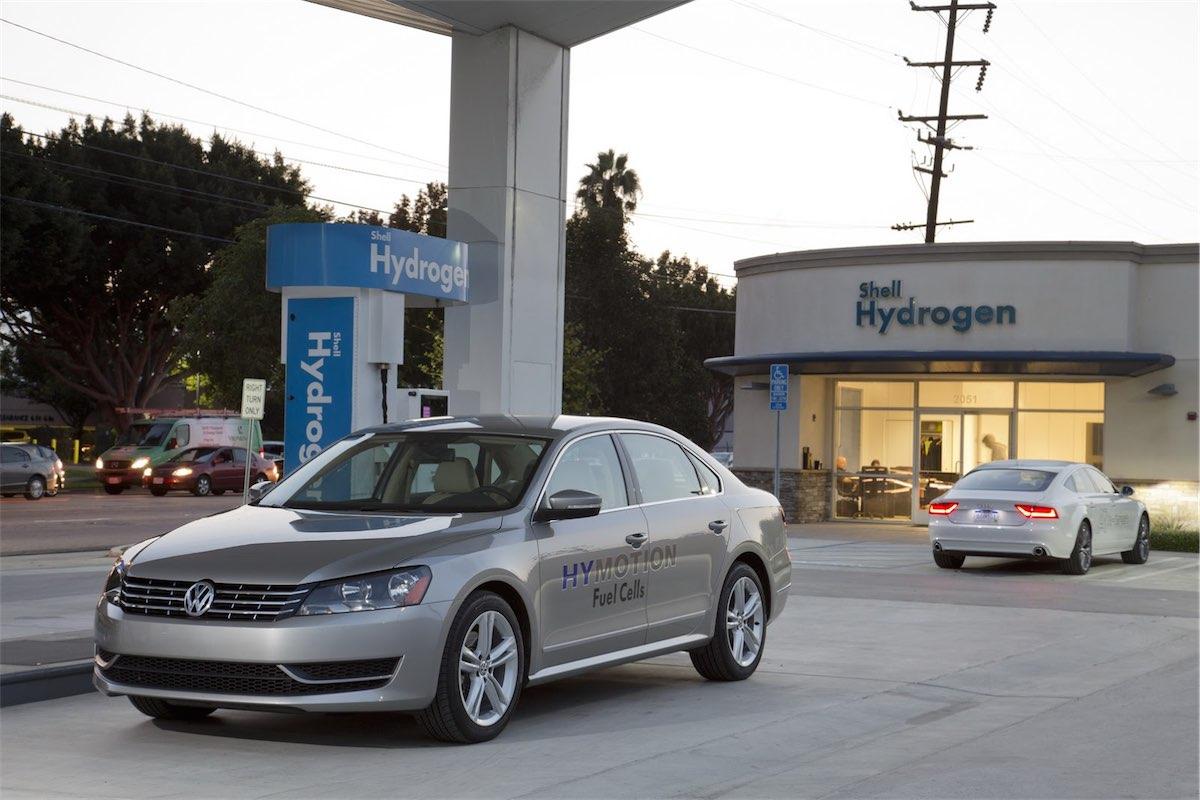 Volkswagen Passat HyMotion Concept 2014 02