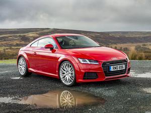 Audi TT Coupe 2.0 TFSI Quattro S-Line UK 2015
