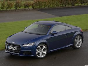 Audi TT Coupe S-Line 2.0 TFSI UK 2015
