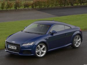 Audi TT Coupe S-Line 2.0 TFSI UK 2015