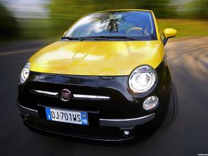 Aznom Fiat 500 2007