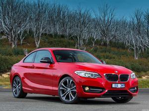 BMW Serie 2 Coupe Sport Line F22 Australia 2014