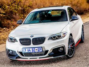 BMW Serie 2 M220d Coupe M Performance Accessories F22 2014