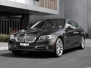 BMW Serie 5 535d Sedan F10 Australia 2013