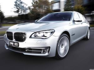 BMW Serie 7 750i F01 Australia 2012