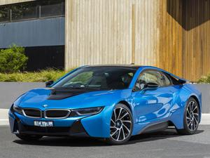 BMW i8 Australia 2014