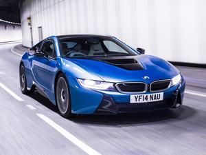 BMW i8 UK 2014