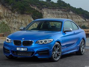 BMW Serie 2 M235i Coupe F22 Australia 2014