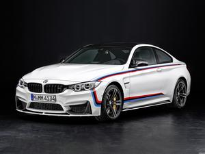 BMW M4 Coupe M Performance Accessories F82 2014