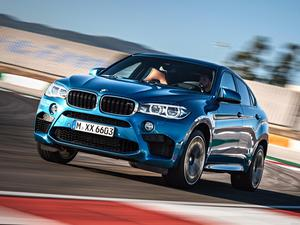 BMW X6 M F16 2015