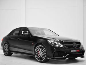 Brabus Mercedes Clase E AMG E63 850 6.0 Biturbo 2013