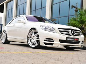 Brabus Mercedes CL 800 Coupe 2011