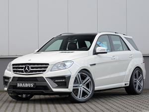 Brabus Mercedes Clase M ML 2012