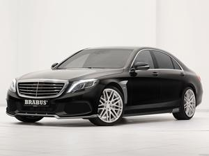 Brabus Mercedes Clase S W222 2013