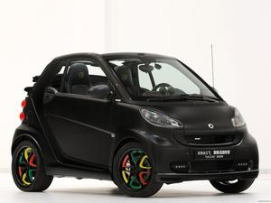 Brabus Smart ForTwo Tailor Made Black 2010