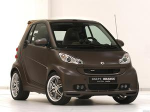 Smart Brabus ForTwo Tailor Made Brown 2010