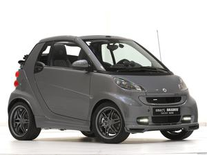 Brabus Smart ForTwo Tailor Made Grey 2010