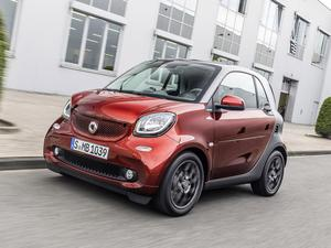 Brabus Smart ForTwo Tailor Made Coupe C453 2015