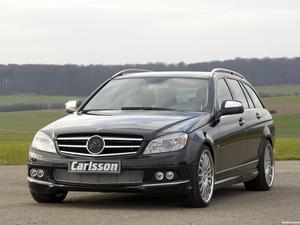 Carlsson Mercedes Clase C S204 2007